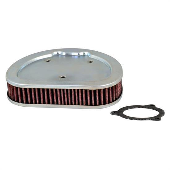 K&N HD-1508 Powersports Air Filter, Harley Davidson 103-96 CI
