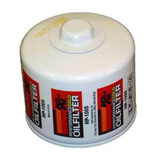 K&N HP-1005 Performance Gold Oil Filter