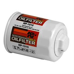 K&N HP-1010 Performance Gold Oil Filter