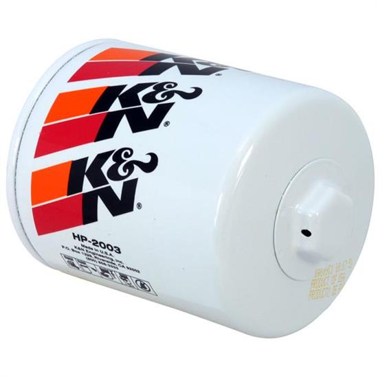 K&N HP-2003 Performance Gold Oil Filter
