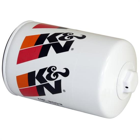 K&N HP-3003 Performance Gold Oil Filter, GM 6.6L