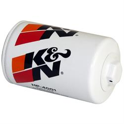 K&N HP-4001 Performance Gold Oil Filter, Porsche 2.5L-3.6L