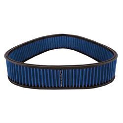 Spectre HPR4813B hpR Air Filter, Blue, 2.875in Tall, Triangle