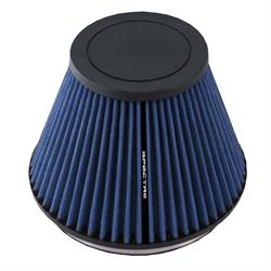 Spectre HPR9606B hpR Air Filter, Blue, 5.719in Tall, Tapered Conical