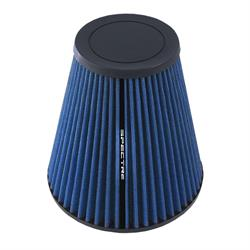 Spectre HPR9610B hpR Air Filter, Blue, 8.906in Tall, Tapered Conical