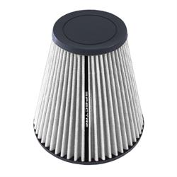 Spectre HPR9610W hpR Air Filter, White, 8.906in Tall, Tapered Conical