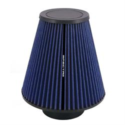 Spectre HPR9611B hpR Air Filter, Blue, 9.5in Tall, Tapered Conical
