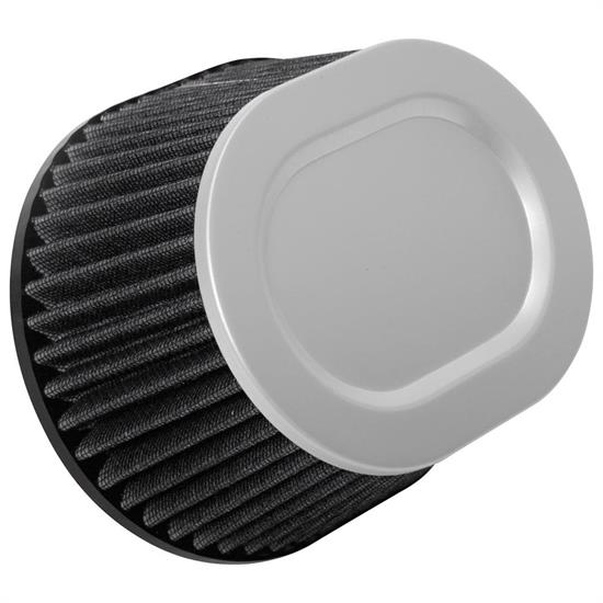 Spectre HPR9616K hpR Air Filter, Black, 4.219in Tall, Oval Tapered