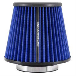 Spectre HPR9617B hpR Air Filter, Blue, 6.75in Tall, Round Tapered