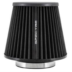 Spectre HPR9617K hpR Air Filter, Black, 6.75in Tall, Round Tapered