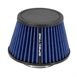Spectre HPR9618B Conical Filter, Blue, 5.219in Tall, Round Tapered