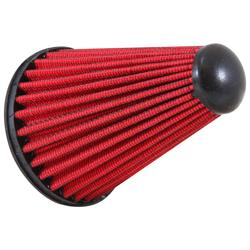 Spectre HPR9833 Performance hpR Air Filter, 5.75in Tall, Round Tapered