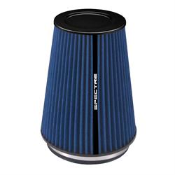 Spectre HPR9881B hpR Air Filter, Blue, 10.25in Tall, Tapered Conical