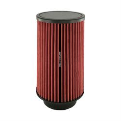 Spectre HPR9882 hpR Air Filter, Red, 10.719in Tall, Tapered Conical