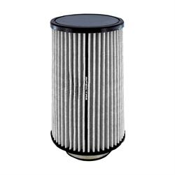 Spectre HPR9883W hpR Air Filter, White, 10.719in Tall, Tapered Conical