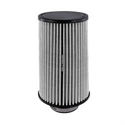 Spectre HPR9884W hpR Air Filter, White, 10.719in Tall, Tapered Conical