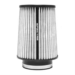 Spectre HPR9889W Conical Filter, White, 9in Tall, Tapered Conical
