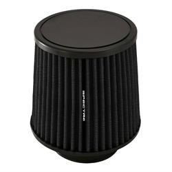 Spectre HPR9935K hpR Air Filter, Black, 7.125in Tall, Tapered Conical