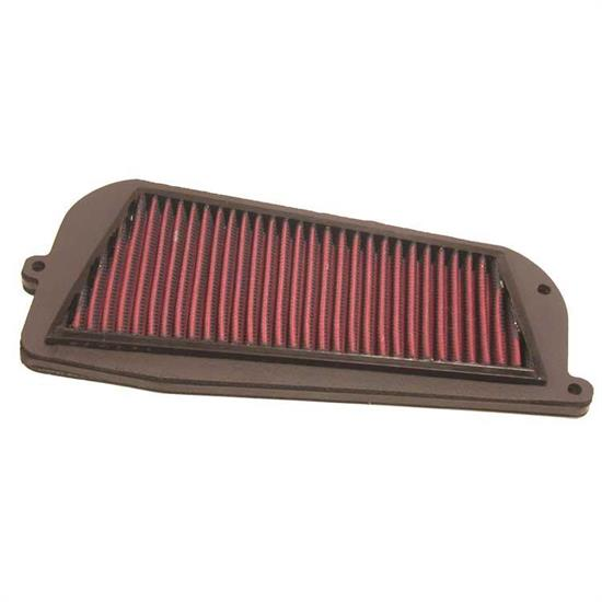 K&N KA-0004 Powersports Air Filter, Kawasaki 1100-1198