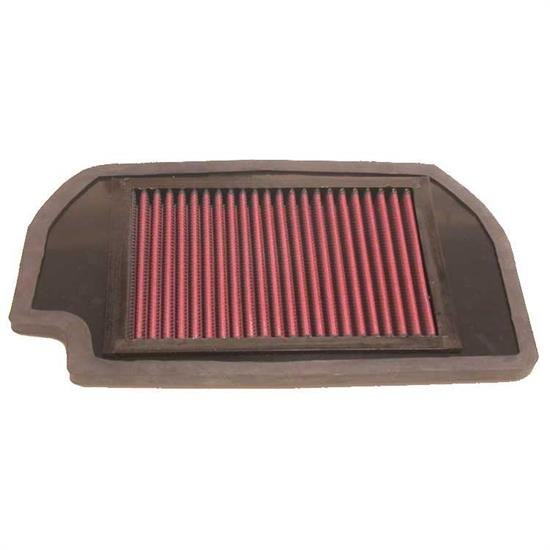 K&N KA-0007 Powersports Air Filter, Kawasaki 750