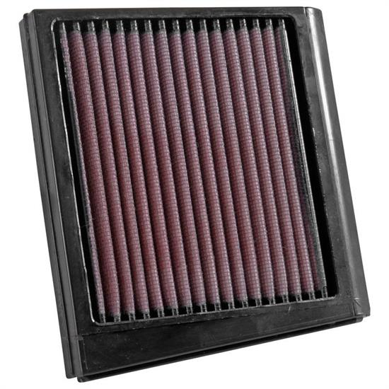 K&N KA-0009 Powersports Air Filter, Kawasaki 560-600