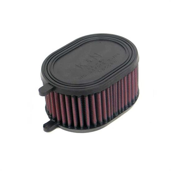 K&N KA-0800 Powersports Air Filter, Kawasaki 900
