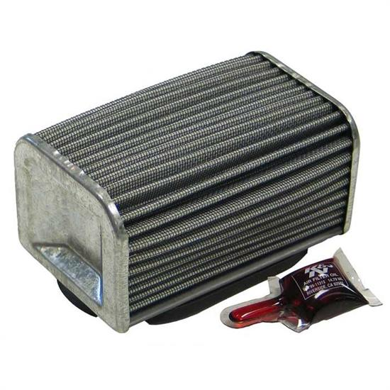 K&N KA-0850 Powersports Air Filter, Kawasaki 400-750