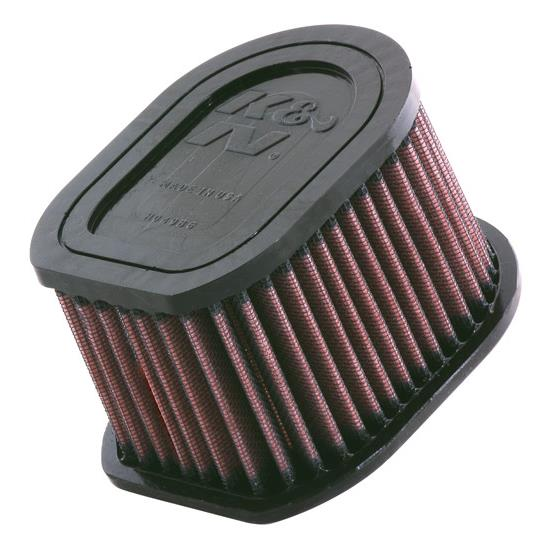 K&N KA-1003 Powersports Air Filter, Kawasaki 750-1000