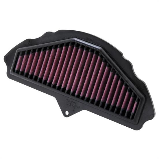 K&N KA-1008 Powersports Air Filter, Kawasaki 1000