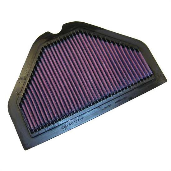K&N KA-1093 Powersports Air Filter, Kawasaki 1100-1200