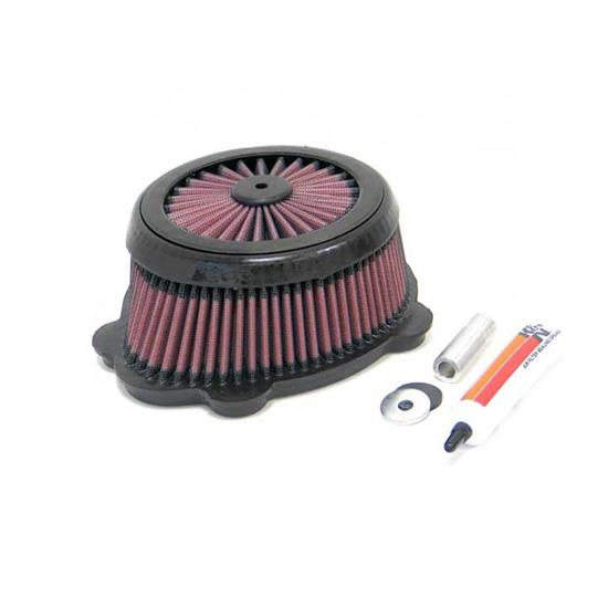 K&N KA-1297 Powersports Air Filter, Kawasaki 125-250
