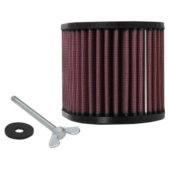 K&N KA-1408 Powersports Air Filter, Kawasaki 140
