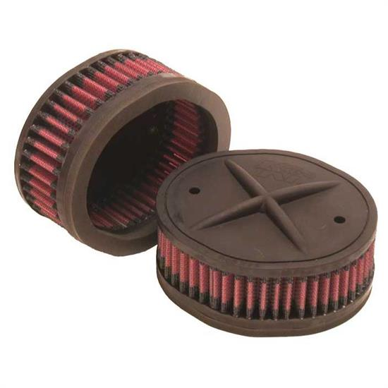 K&N KA-1594 Powersports Air Filter, Kawasaki 1500