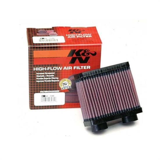 K&N KA-2586 Powersports Air Filter, Kawasaki 250