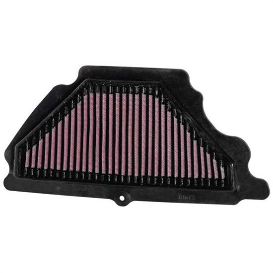 K&N KA-6007 Powersports Air Filter, Kawasaki 600