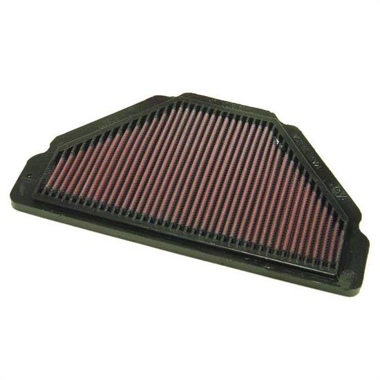 K&N KA-6095 Powersports Air Filter, Kawasaki 600