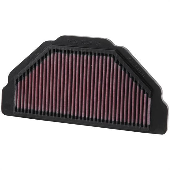 K&N KA-6098 Powersports Air Filter, Kawasaki 588-600