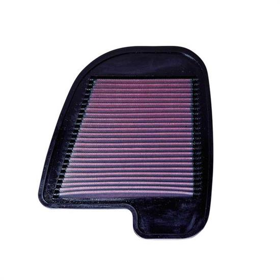 K&N KA-6502 Powersports Air Filter, Kawasaki 635