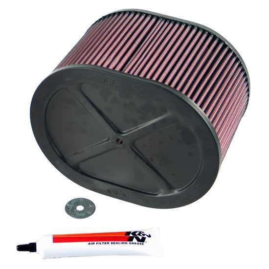 K&N KA-7504 Powersports Air Filter, Kawasaki 650-750