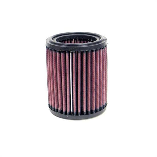 K&N KA-7580 Powersports Air Filter, Kawasaki 650-750