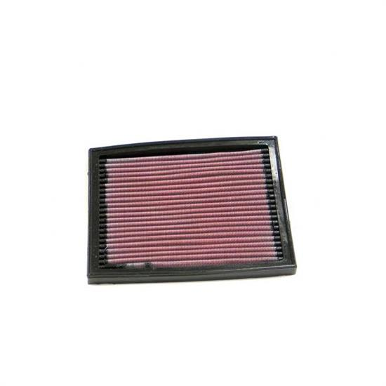 K&N KA-7589 Powersports Air Filter, Kawasaki 737-750