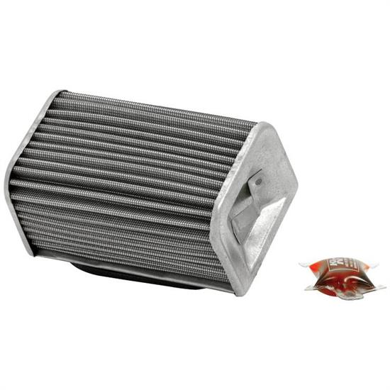 K&N KA-8077 Powersports Air Filter, Kawasaki 998-1000