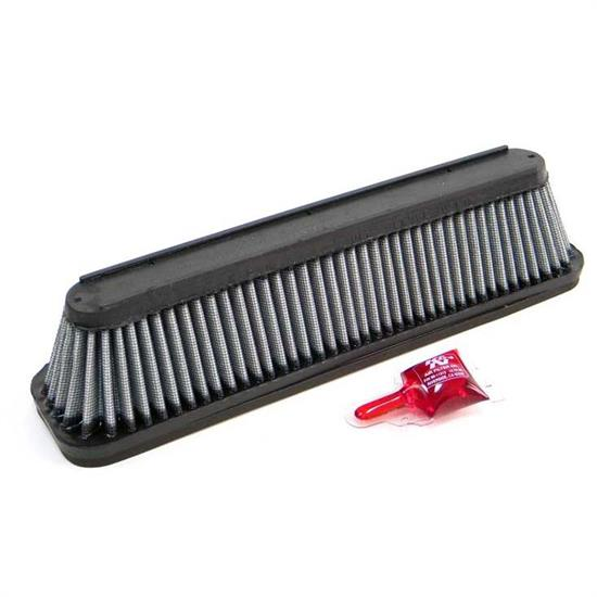 K&N KA-9084 Powersports Air Filter, Kawasaki 900-1000