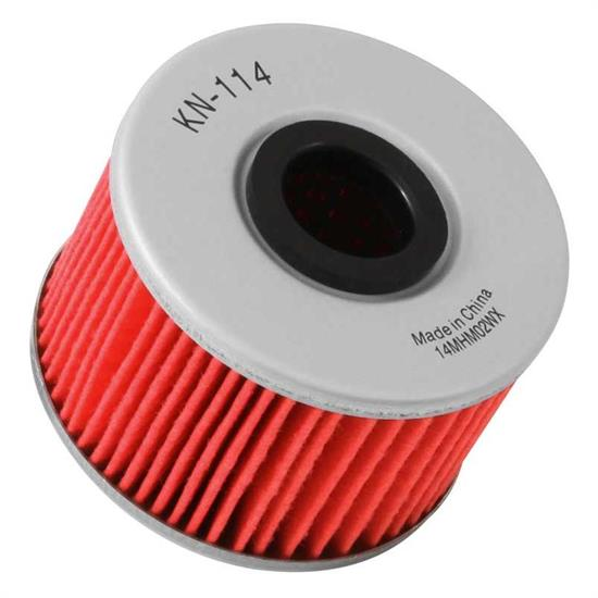 K&N KN-114 Powersports Oil Filter, Honda 420-999