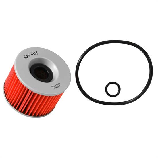 K&N KN-401 Powersports Oil Filter