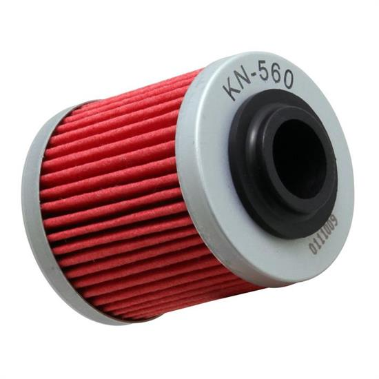 K&N KN-560 Powersports Oil Filter, Can-Am 450