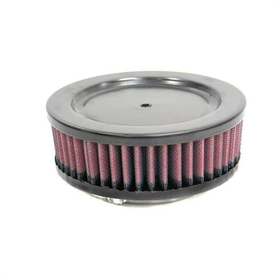 K&N ML-0850 Powersports Air Filter, 1.875in Tall, Tapered Conical