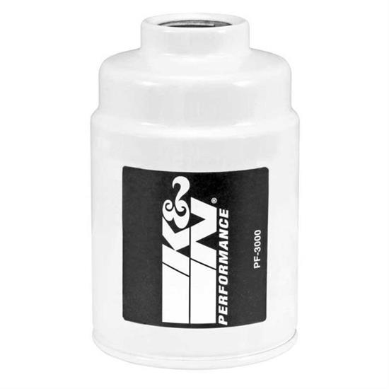 K&N PF-3000 Fuel Filter, GM 6.6L