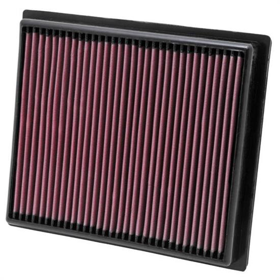 K&N PL-9011 Powersports Air Filter, Polaris 875