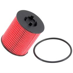 K&N PS-7001 Oil Filter, Cadillac 3.0L, Chevy 1.8L-3.2L